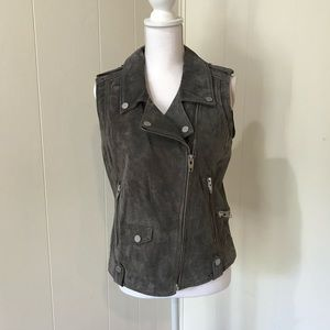 Perfect Condition Blank NYC Leather Suede Vest